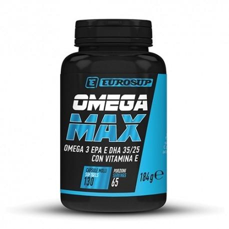 Omega 3 Eurosup, Omega Max 1000, 130Cps.