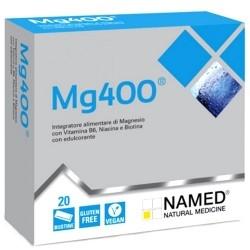 Zinco e Magnesio Named, Mg 400, 20bustine