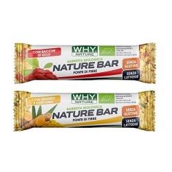 Barrette energetiche WHY Nature, Nature Bar, 35 g