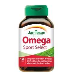 Omega 3 Jamieson, Omega 3 Sport Select, 150cps