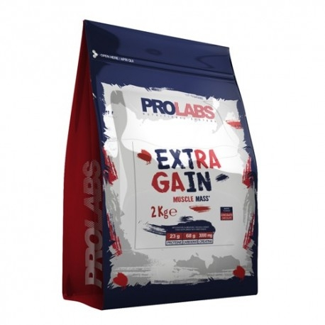 Gainers Prolabs, Extra Gain, 2000 g