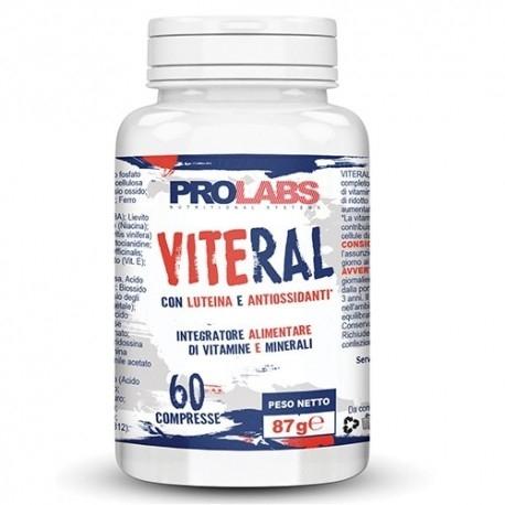 Vitamine e Minerali Prolabs, Viteral, 60Cpr.