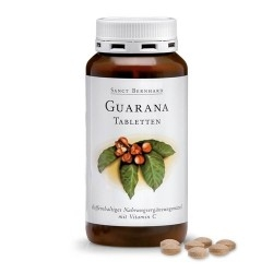 Guarana Sanct Bernhard, Guarana, 250 Cpr.