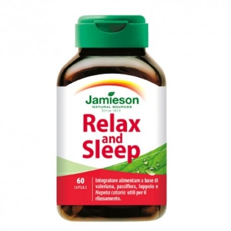 Sonno Jamieson, Relax and Sleep, 60cps.