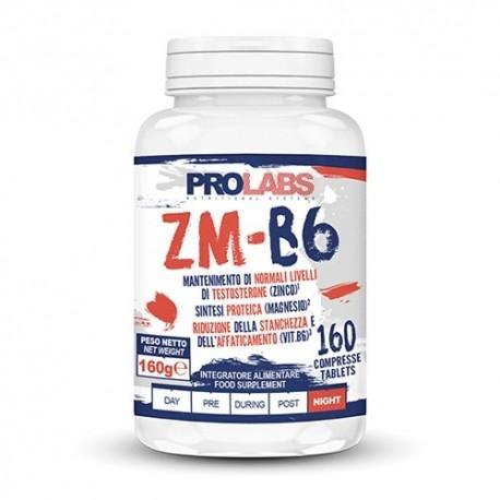 Zinco e Magnesio Prolabs, ZM-B6, 160cpr.