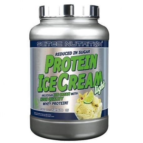 Proteine del Siero del Latte (whey) Scitec Nutrition, Protein Ice Cream Light, 1250 g