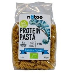 Pasta e Riso Natoo, Protein Pasta Bio, Fusilli 350 g