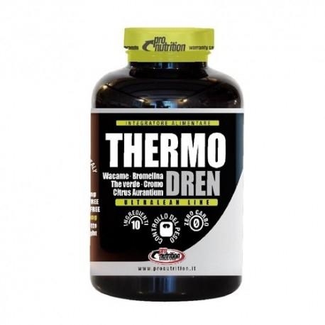 Drenanti Pro Nutrition, Thermo Dren, 80 cps.