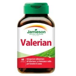 Scadenza Ravvicinata Jamieson, Valerian, 60cps. (Sc.09/2020)