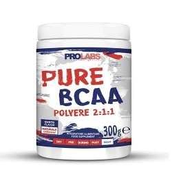 Scadenza Ravvicinata Prolabs, Pure Bcaa 2:1:1, 300g. (Sc.04/2021)
