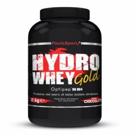 Offerte Limitate FlorioSport, Hydro Whey Gold, 2000 g