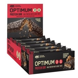 Barrette proteiche Optimum Nutrition, Bar mix, 10 x 62 g