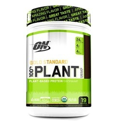 Home Optimum Nutrition, Gold Standard 100% Plant, 684 g