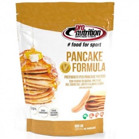 Pancake Pro Nutrition, Pancake formula, 800 g