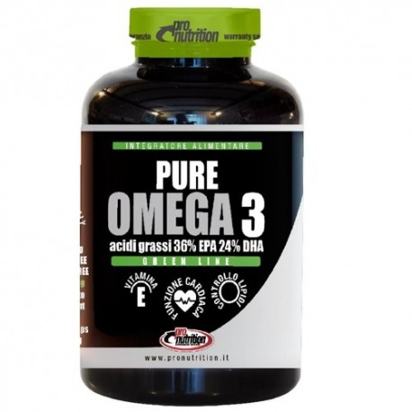 Omega 3 Pro Nutrition, Pure Omega, 80 cps