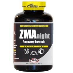 Zinco e Magnesio Pro Nutrition, ZMA Night, 90 cps