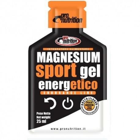 Scadenza Ravvicinata Pro Nutrition, Magnesium Sport gel, 24 pz. (Sc.11/2020)