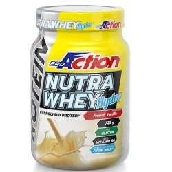 Offerte Limitate Proaction, Nutra Whey Hydro, 725 g