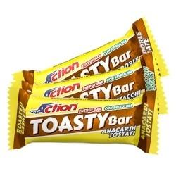 Barrette energetiche Proaction, Toasty Bar, 25 g
