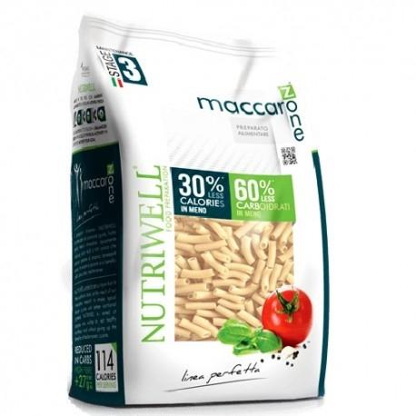 Pasta e Riso Ciao Carb, Nutriwell Maccarozone Sedani, 250 g