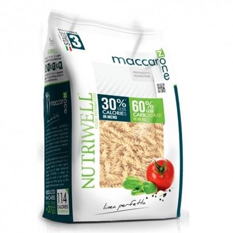 Pasta e Riso Ciao Carb, Maccarozone Nutriwell Fusilli, 250 g