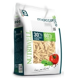 Pasta e Riso Ciao Carb, Maccarozone Nutriwell Penne, 250 g