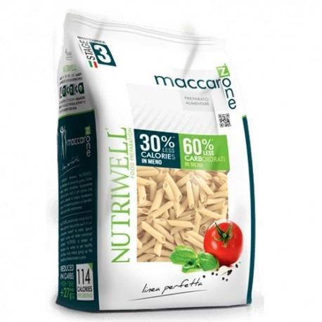 Pasta e Riso Ciao Carb, Maccarozone Nutriwell Penne, 250 g