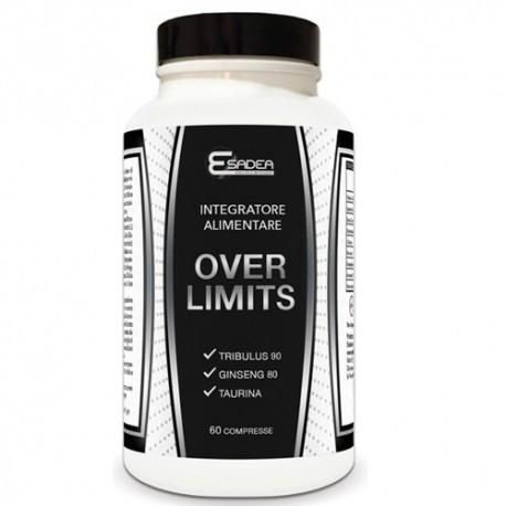 Tonici - Energizzanti Esadea, Overlimits, 60 cpr