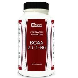 Aminoacidi Ramificati (Bcaa) Esadea, Bcaa 2:1:1 + B6, 200 cpr