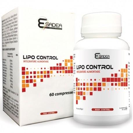 Metabolismo dei lipidi Esadea, Lipo Control, 60 cpr