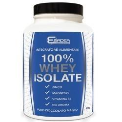 Proteine del Siero del Latte (whey) Esadea, 100% Whey isolate, 900 g