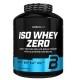 Proteine del Siero del Latte (whey) Biotech USA, Iso Whey Zero, 2270 g