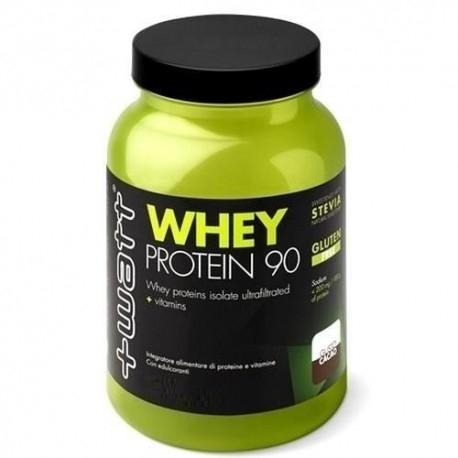 Proteine del Siero del Latte (whey) +Watt, Whey Protein 90, 750g (Sc.12/2019)