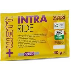 Intra Workout +Watt, Intra Ride, 30 bustine da 40 g.