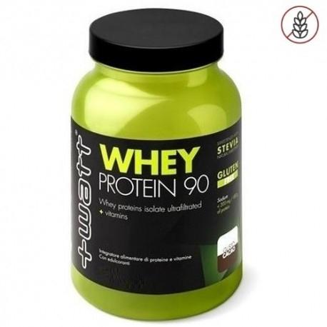 Proteine del Siero del Latte (whey) +Watt, Whey Protein 90, 750g