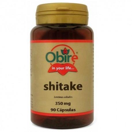 Reishi - Shiitake Obire, Shitake, 90 cps