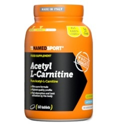 Carnitina Named Sport, Acetyl L-Carnitine, 60 cpr.