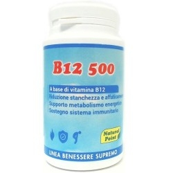 Vitamina B Natural Point, B12, 100 cps.