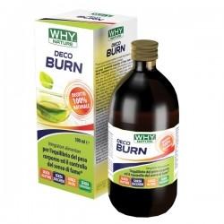 Coadiuvanti diete dimagranti Why Nature, Deco Burn, 500 ml