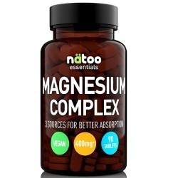 Scadenza Ravvicinata Natoo, Magnesium Complex, 90 cpr (Sc.07/2021)