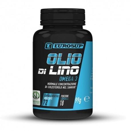 CLA Eurosup, Olio di Lino, 72cps.