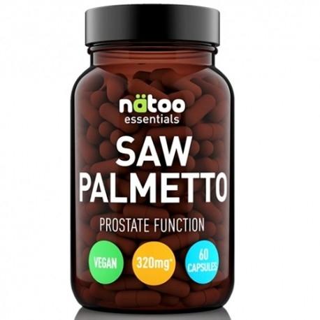 Saw Palmetto Natoo, Saw Palmetto, 60 cps.