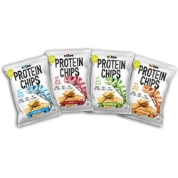 Pasti e Snack Proteici Natoo, Protein Chips, 33 g