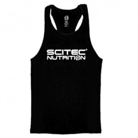 T-Shirt e Pantaloni Scitec Nutrition, Canotta uomo Racerback