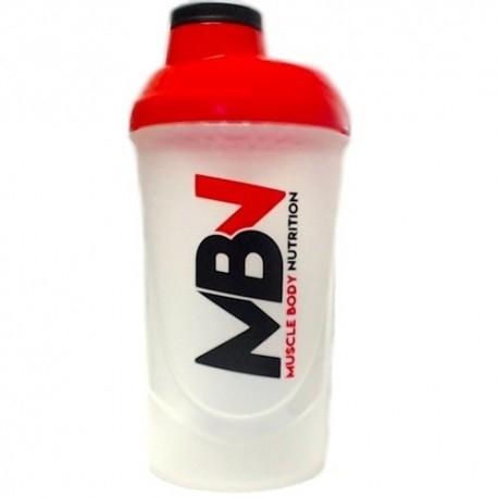 Shaker e Borracce MBN - Muscle Body Nutrition, Shaker 600ml