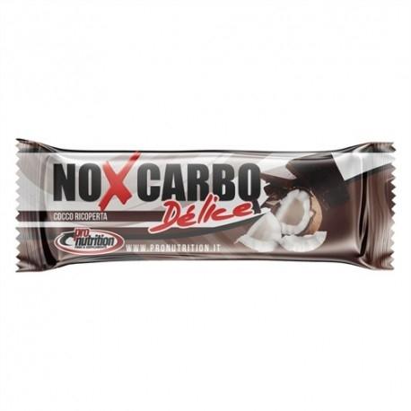 Barrette proteiche Pro Nutrition, Nox Carbo Delice , Barretta da 50 g