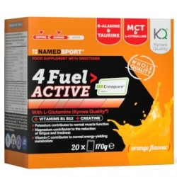 Multivitaminici - Multiminerali Named Sport, 4 Fuel Active, 20 bustine