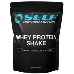 Offerte Limitate Self Omninutrition, Whey Protein Shake, 1000 g