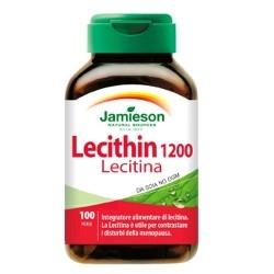 Lecitina Jamieson, Lecithin 1200, 100cps.