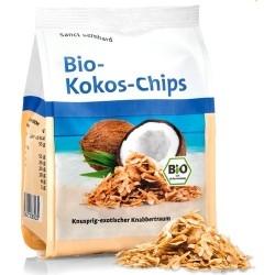 Pasti e Snack Sanct Bernhard, Chips di Cocco, 250 g